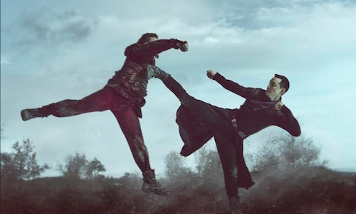 "La serie de artes marciales ""Into the Badlands"" regresa a la pantalla de AMC para su segunda temporada"